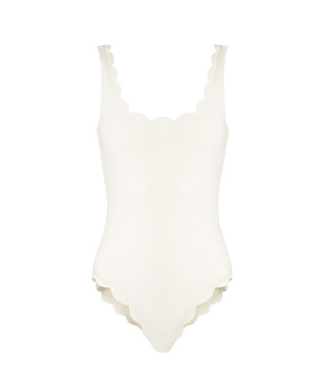 Купальник MARYSIA Palm Springs Maillot White